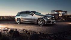 """Mercedes Benz """"C-Class Estate"""" 2014 on Behance"""