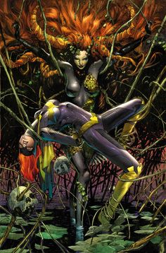 BATGIRL ANNUAL #2 Written by GAIL SIMONE Art by ROBERT GILL Cover by CLAY MANN