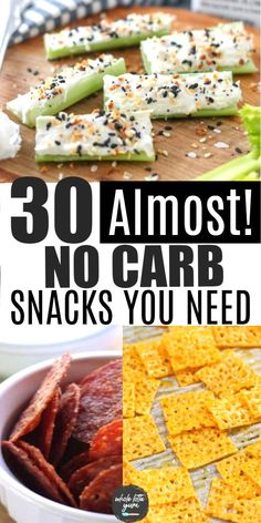 No Carb Snacks, Healthy Low Carb Recipes, Low Carb Keto, Diet Recipes, Healthy Snacks, Healthy Eating, Healthy Sweets, Carb Free Recipes, Diabetic Snacks