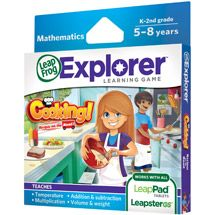 Walmart: LeapFrog Explorer Learning Game, Cooking! Recipes on the Road
