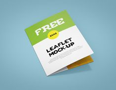 A5 Bi-Fold Brochure Simple but fun! These two words perfectly describes our new bi-fold leaflet mockup. There is no background texture, but you can...