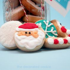 10 Holiday Cookie Recipes #cookieideas