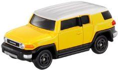 Takara Tomy Toyota FJ Cruiser Yellow/White #85 by Tomy. $7.31. 1:66. Takara Tomy Toyota FJ Cruiser Yellow/White #85