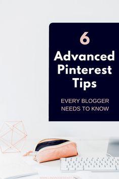 Advanced Pinterest Tips