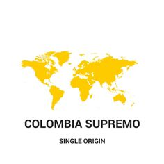 Columbia is a nation renowned for creating consistent gourmet coffee. Colombia Supremo is a light roasted coffee that has a rich, slightly sweet flavor, a light body and a very clean finish, making each sip a new experience.