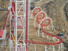 Roller Coaster For Sale - Large and Small Roller Coaster Manufacturer - All Roller Coaster from Beston - Oktoberfest Roller Coaster For Sale, Biggest Roller Coaster, Best Roller Coasters, Roller Coaster Ride, Ring Roller, Amusement Park Rides, Insulation Materials, Arrow, Oktoberfest