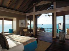 5 Star Shangri-La's Villingili Resort and Spa.