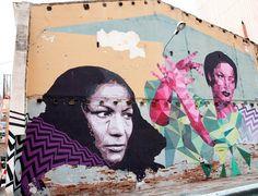 btoy-street-art-stencil-28 // Le street art féminin de BTOY