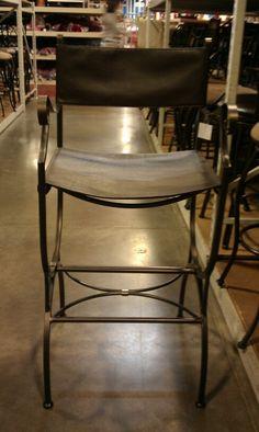 Bar stool from Garden Ridge