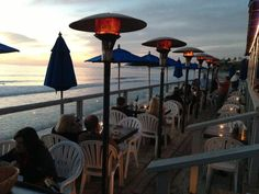 The Fisherman's Restaurant and Bar, San Clemente San Clemente California, San Clemente Pier, San Clemente Restaurants, Sun City West, Wind Break, Green Valley, Best Places To Eat, Pacific Ocean, Great View