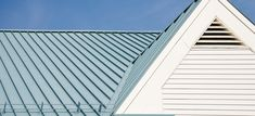 Paint your roof like a pro by avoiding these 5 mistakes. Types Of Painting, Painting Metal, Metal Roof Coating, Roof Design, House Design, Metal Roof Paint, Roof Leak Repair, Industrial Paintings, Fibreglass Roof