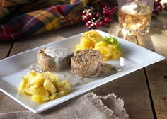Vegetarian Haggis using our flavourful Oven Roasted Mushroom Pate. Celebrate Burns night with this new twist on a classic dish. Oven Roasted Mushrooms, Stuffed Mushrooms, Haggis Recipe, Vegetarian Haggis, Easy Meals, Dinner Recipes, Yummy Food, Dishes, Breakfast