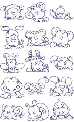 15puppy Embroidery Designs