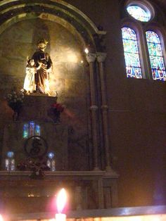 Cuenca: inside the Basilica