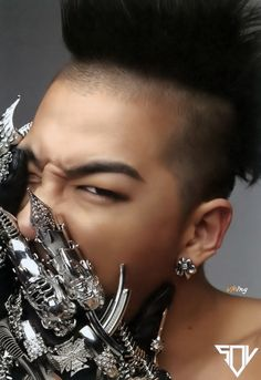 Taeyang - Alive Monster Edition Booklet