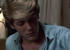 James Spader in Tuff Turf It is very and awesome. All I can say is Kim Richards' hair :) James Spader Young, Lets Make Love, Walking Man, Christopher Plummer, Susan Sarandon, Hollywood, Raining Men, Pretty Face, Celebrity Crush