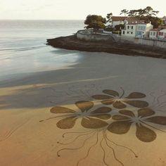 #throwback #springtime #ibiscus #nauzan #beach #art #beachlife #beachday #artist #photography #photooftheday #drone #dronefly #dronestagram #instaart #instagood #djiglobal #djiphantom #goprophotography #gopro #hero3 #sun #shadows #droneporn Follow me for more beach #artworks by jbenart