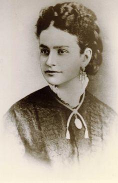 First Lady Ida McKinley