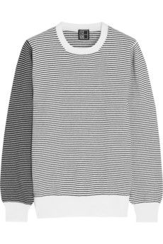 1205 Bay striped wool sweater | NET-A-PORTER