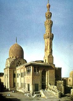 Kayıtbay Camii / Mısır/ Kahire