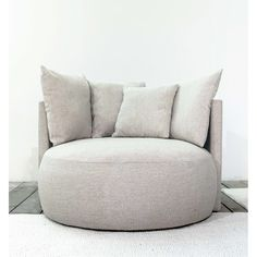 Pastille Lounge Chair LSC - Ambertree Sofa, Couch, Showroom, Love Seat, Relax, Beige, Chair, Furniture, Diner Kitchen