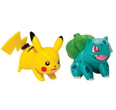 So Awesome.  Check out Pokemon Inkay vs Leafeon Small Figure (2-Pack)  #pretendtimetoys_store #hottoys