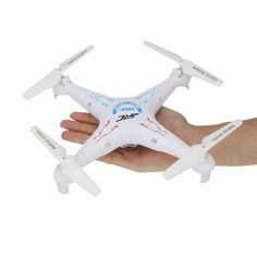 NEW JJRC Explorers H5C RC Quadcopter Toy 2.4G 4CH 6-axis Gyro Super Stable Flight UFO w/2MP Camera RTF PK X5C