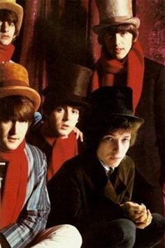 Beatles with Dylan