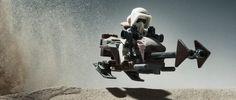 Stunning photos of 'Star Wars' scenes created with Legos - The Washington Post