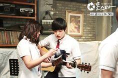 Monstar - Dahee and Kang Ha-neul