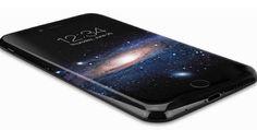 iPhone 8 con Pantalla Curva pero no tan Curva incorporara pantalla orgánica de emisiones de luz de diodo, o lo que es lo mismo pantallas OLED