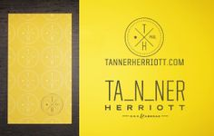 Tanner Herriott identity by Foundryco.