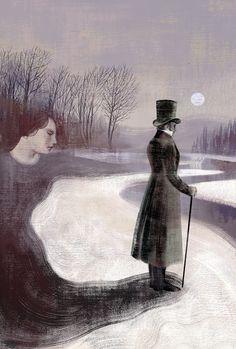 Anna + Elena = Balbusso Portfolio - Painterly style