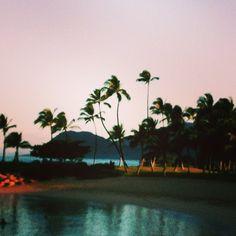 Morning PT at Koolina (at Ko Olina Beach Lagoon 4)