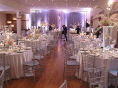 Ivy Room Wedding - great space in a very hip neighborhood