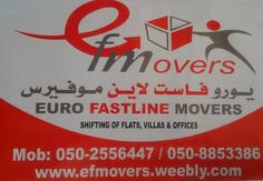 Euro FastLine Movers International And Local Movers and Packers   in Dubai Abu Dhabi Sharjah And All Over UAE  Euro FastLine Movers Relocation is one of the most  recognized and trusted corporate and long distance  brokers moving services include corporate   and long distance moves as well as packing services for private,  corporate, government,clients. Not only do we offer  free moving quotes but we work with you to customize a moving plan  that correlates with the amount you want to spend…