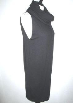 * * * Manila Grace Strickkleid schwarz, oversized * * * | eBay Manila, Athletic Tank Tops, High Neck Dress, Ebay, Dresses, Women, Fashion, Clothing Accessories, Ladies Shoes