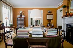 A New Greek Revival in the Hudson Valley - The New York Times > Great Homes and Destinations > Slide Show > Slide 8 of 19