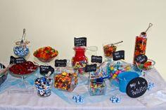 12th birthday candy bar