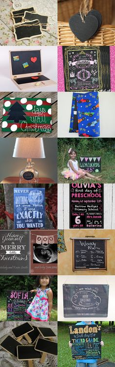 Chalkboard LOVE by Ashlie Steadman on Etsy--Pinned with TreasuryPin.com