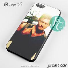 Daryl the survivor Phone case for iPhone 4/4s/5/5c/5s/6/6 plus