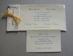 WEDDING CARD - PARTECIPAZIONE