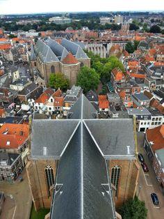 Zwolle - Basiliek van Onze-Lieve-Vrouw-ten-Hemelopneming → 'De Peperbus'