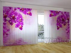 Raspberry Tenderness #Wellmira #ModernCurtains #PhotoCurtains #PanoramicCurtains #Foto Vorhänge #Foto cortinas