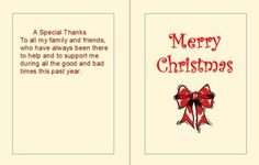 Top Merry Christmas Card Greetings for Family & Friends