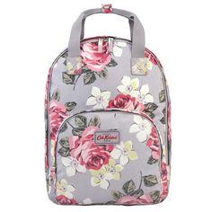 Cath Kidston Richmond rose multi pocket backpack