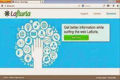 Le Laflurla est désigné comme un programme publicitaire qui montre pop up publicitaires, des bannières et des liens sponsorisés dans Google Chrome, Internet Explorer et Mozilla Firefox.