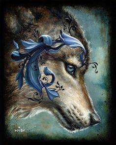 Billedresultat for fantasy wolf Fantasy Animal, Fantasy Wolf, Anime Wolf, Wolf Spirit, My Spirit Animal, Fantasy Kunst, Fantasy Art, Dark Fantasy, Tier Wolf