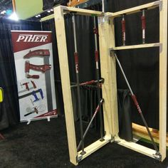 piher_clampsOur MULTIPROP is for Multipurpose😉 Try it at #IBSOrlando Booth S826 A pole clamp really handy & precise for Leveling Works ⚖ Millimeter by millimeter 🔍like Cabinet installations