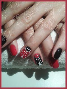 LadyBugs Manicure